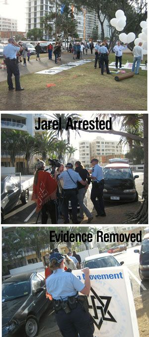 Jarel Arrested
